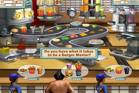 Burger Shop- screenshot thumbnail