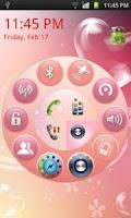 Screenshot of Speed Launcher Pro Lock screen