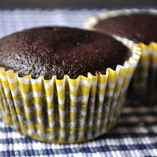 Vegan Chocolate-Coffee Muffins