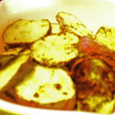 Herb Infused Grilled Red Potatoes