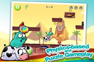 Screenshot of Angry Piggy Deluxe
