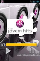 Screenshot of Rede Jovem Hits