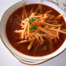 Chili Con Carne Soup