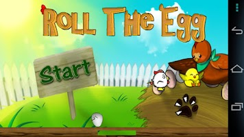 Screenshot of Roll the EGG!
