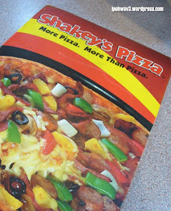 Shakey S Pizza Cheras Leisure Mall Malaysia Food Restaurant