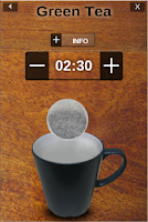 Screenshot of Perfect Brew : Tea Timer