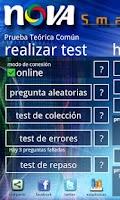 Screenshot of Nova SmartPhone Específico BTP