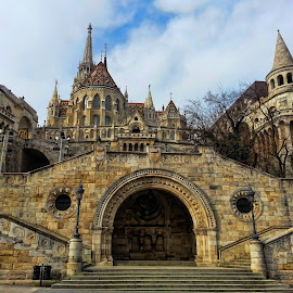 Castle of Buda by Lux Aeterna - Instagram & Mobile Android