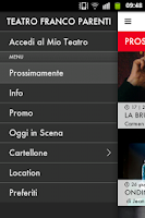 Screenshot of Teatro Franco Parenti