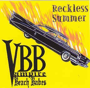 Vampire Beach Babes - Reckless Summer [2000]