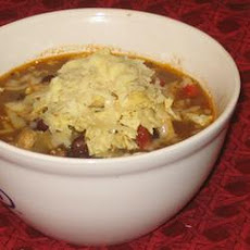 Chicken Tortilla Soup IV