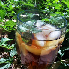 Sunsational Sun-Brewed Iced Tea