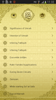 Screenshot of Umrah Application