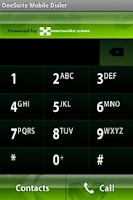 Screenshot of OneSuite Mobile Dialer