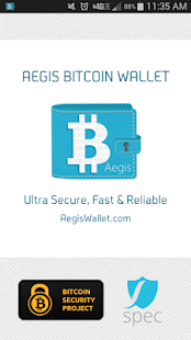Aegis Bitcoin Wallet