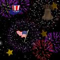 Patriotic Fireworks Live icon