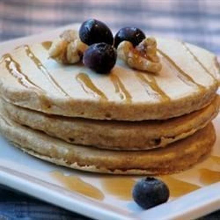 Whole Grain Pancakes Recipe   Yummly
