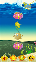 Screenshot of Baby Fishing. Free