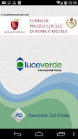 Screenshot of Luceverde Roma