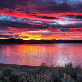 by Dave Bower - Landscapes Sunsets & Sunrises