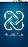 Screenshot of Historisk Atlas