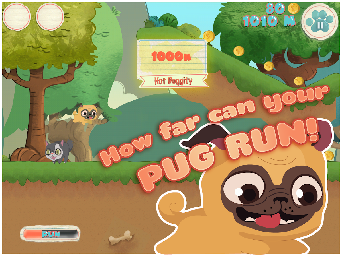 Pug Run Screenshot 7