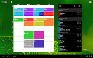 Screenshot of My Class Schedule (donation)