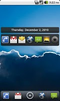 Screenshot of Quick Apps