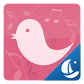 Pink Bird Boat Browser Theme for Lollipop - Android 5.0