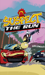 Suspect: The Run! Deluxe - screenshot