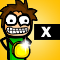 Goldbuster multiplication icon