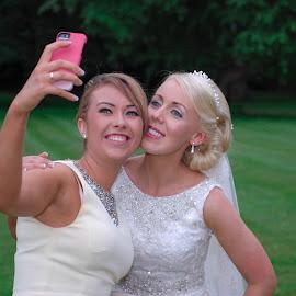Wedding Selfie by Adrian Morrisson - Wedding Other
