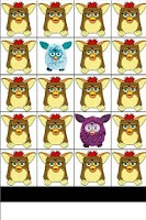 Screenshot of Furby จับคู่13