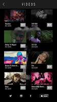 Screenshot of Big Sean Official App