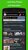 Screenshot of Hangtime - Events with Friends