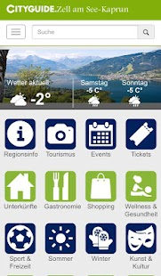 Zell am See - Kaprun - screenshot