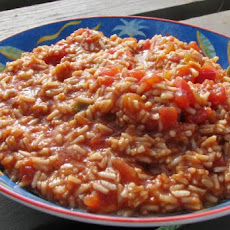 Easy Delicious Spanish Rice