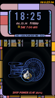Screenshot of STAR TREK LCARS LOCKER FREE