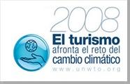 Logo del Día Mundial del Turismo 2008