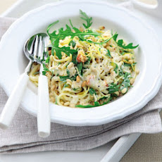 Smart Crab Linguine