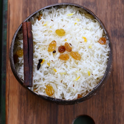 Fragrant Coconut Basmati Rice