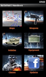 Screenshots  Battlefield 3 Handbook