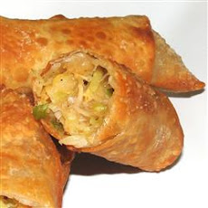 Awesome Egg Rolls