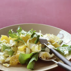 Arugula and Endive Salad with Oranges