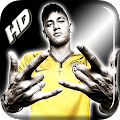 Neymar 2014 HD Wallpaper APK for Bluestacks