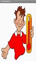 Screenshot of All Temperatures