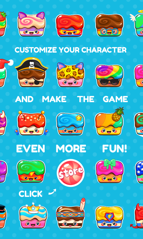 Cake Jump Screenshot 3