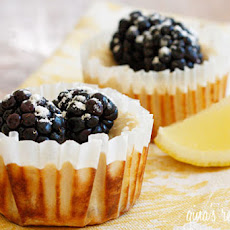 Lemon Cheesecake Yogurt Cups