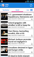 Screenshot of News Canada
