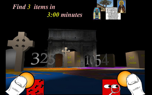 Church History Game 3D - Part1
